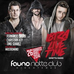 Radio Ibiza Fauno Notte Club