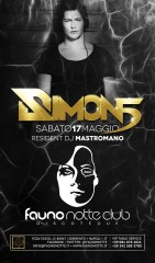 SIMON 5 DJ FAUNO NOTTE CLUB