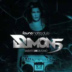 28 GIUGNO 2O14 FAUNO NOTTE CLUB